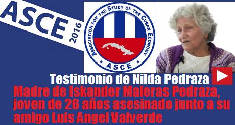 La Justicia transicional Nilda Pedraza FB