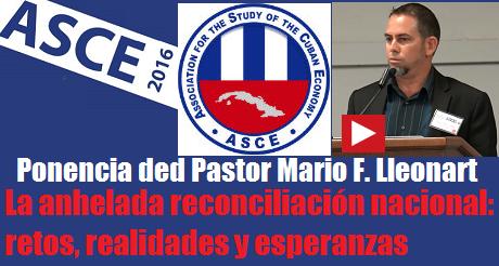 La Justicia transicional Pastor Mario F Lleonart FB