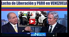 Lucha de liberación y PARO en VENEZUELA