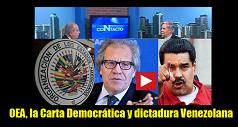 OEA Carta Democratica Venezuela 238x127