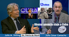 Obama viaja a Cuba 238x127