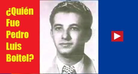 Quien fue Pedro Luis Boitel