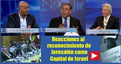Reacciones al reconocimiento de Jerusalén como Capital de Israel