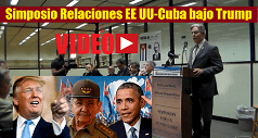 Simposio Relaciones EE UU Cuba Bajo Trump FB Video 238x127