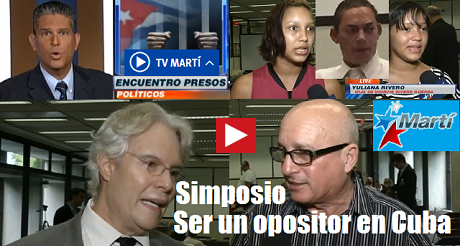 TVMArti Simposio ser opositor en Cuba FB play