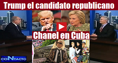 Trump candidato republicano Chanel en Cuba 238x127