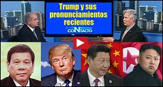 Trump pronunciamientos recientes 238x127