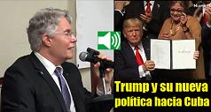 Ponencia Trump y la nueva política hacia Cuba 238x127