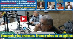 Venezuela y las protestas Trump giro en su politica 238x127