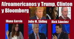 Afroamericanos Trump Clinton Bloomberg 238x127