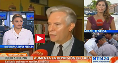 aumenta represion en Cuba 238x127