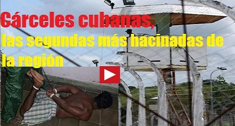 carceles cubanas