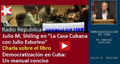 charla libro Democratizacion en Cuba 238x127