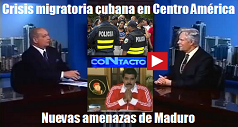 crisis migratoria cubana amenazas de maduro 238x127