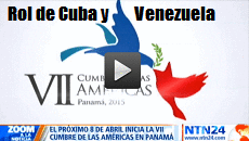 cumbre de las americas rol de Cuba Venezuela 230x130