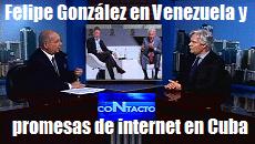 felipe gonzalez venezuela internet cuba 230x130