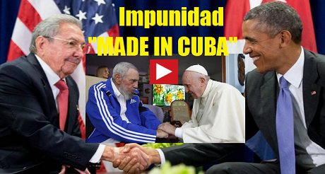 impunidad Made in Cuba FB