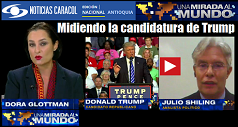 midiendo a Donald Trump 238x127