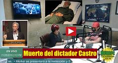 muerte del dictador Castro 238x127