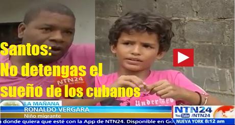 no detengan el sueno de los cubanos FB