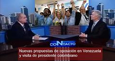 Oposicion Venezuela Visita Presidente Colombiano 238x127