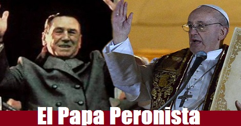 papa argentino peronista