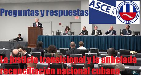 preguntas panel La justicial transicional FB