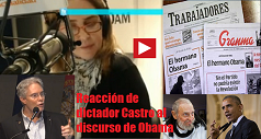 reaccion del dictador Castro discurso de Obama 238x127