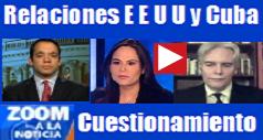 Relaciones Entre EEUU Cuba Cuestionamiento