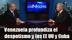 Venezuela Profundiza El Despotismo EEUU Cuba