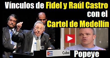 Vinculos De Cuba Con Cartel De Medellin