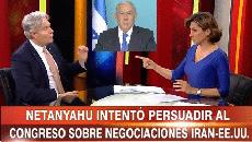 Visita Netanyahu Obama Iran Armas Nucleares