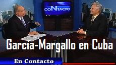 Visita Margallo Cuba