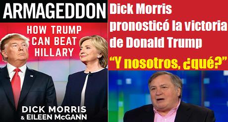 y nosotros que Dick Morris